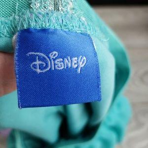 Disney Bottoms - Disney Glitter Waistband Tutu Skort 4T